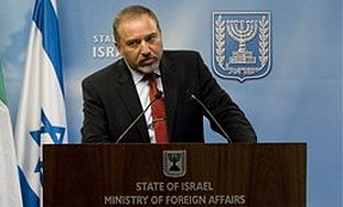 Avigdor Lieberman, Franco Frattini