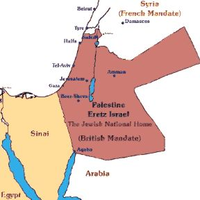 Jordan is palestine the tundra tabloids at the end of the first world war the division of responsibilities for the administering of the middle east areas fell to the various western powers gumiabroncs Images