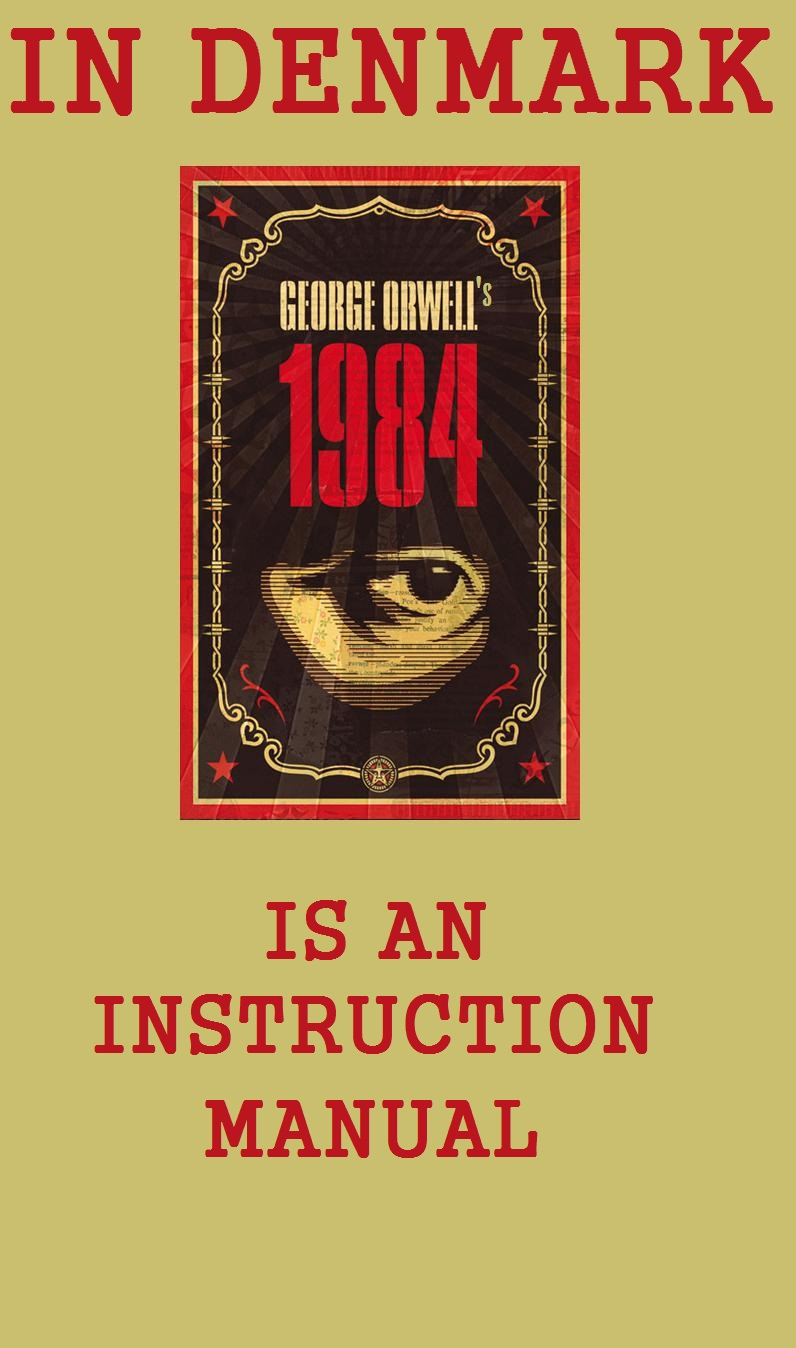 research paper on george orwell