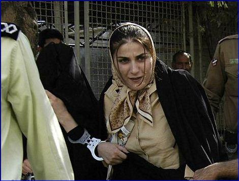 Iran Woman Hanged