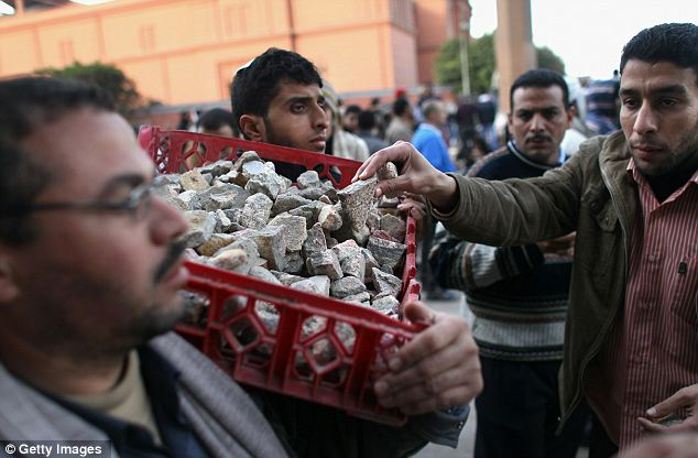 STONING IN EGYPT