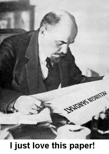 Lenin_reading_Pravda
