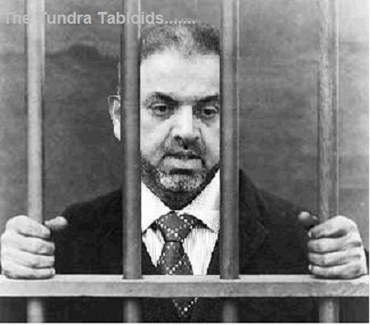 Lord Ahmed in the slammer