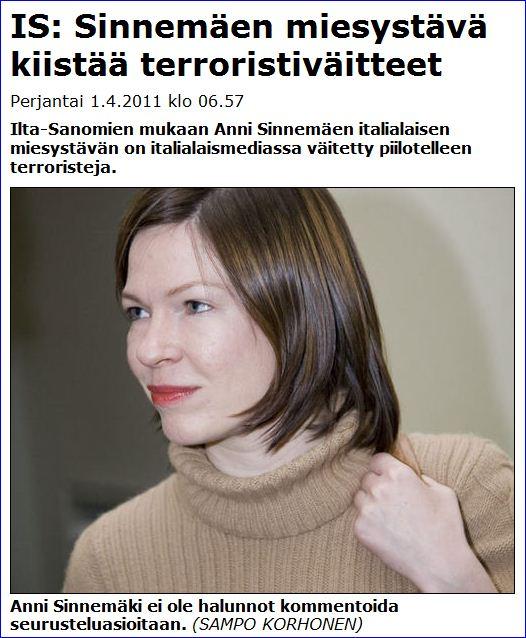Anne Sinnemäki