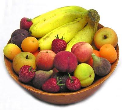 Fruit Bowl Cartoon | lol-rofl.com