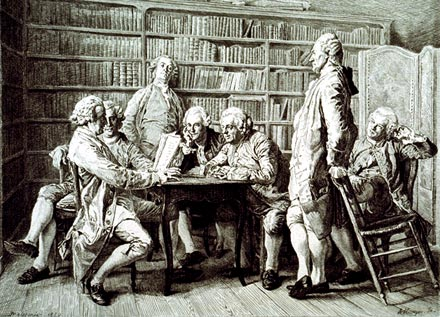 the enlightenment philosophers what was their How did the enlightenment influence society a: quick answer the enlightenment influenced society in the areas of politics, philosophy, religion and the arts.