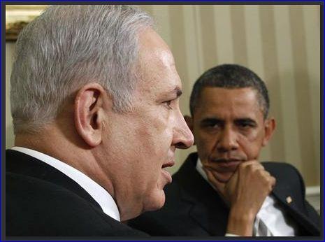 netanyahu and obamination