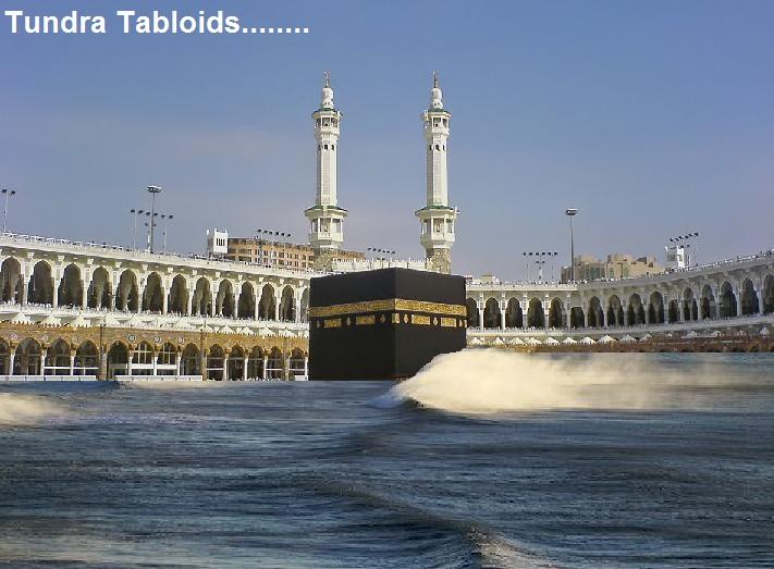 Drowned Kaaba