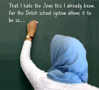 Dutch school anti-semitism