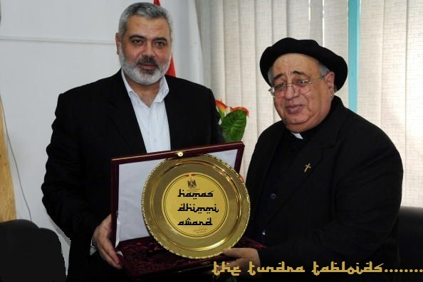 Hamas and his Dhimmi