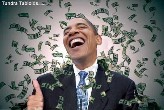 Obama cash