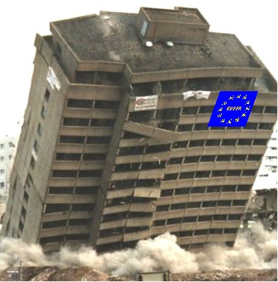collapsing EU