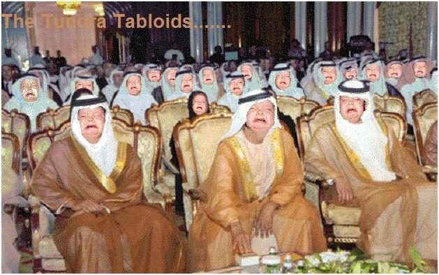 Arab crybabies