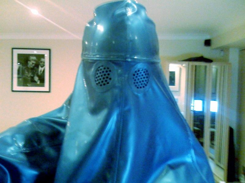 Burqa woody allen