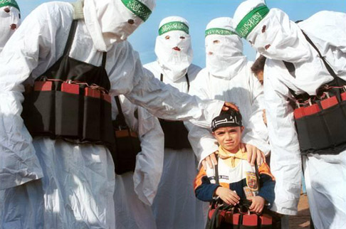 HAMAS KINDERGARTEN TRAINING