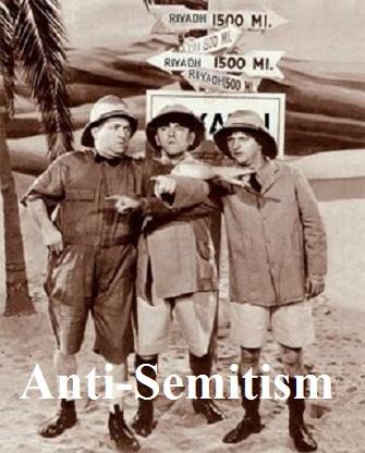 saudi+stooges anti-semitism