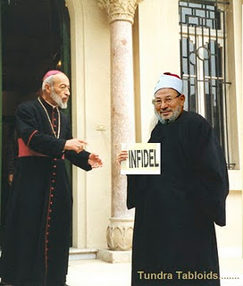 infidels-muslim christian relations
