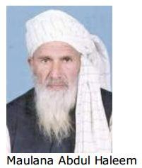 Maulana Abdul Haleem