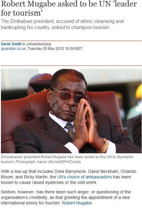President mugabe on homosexuality statistics