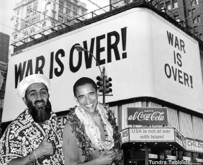 osama_obama in black and white