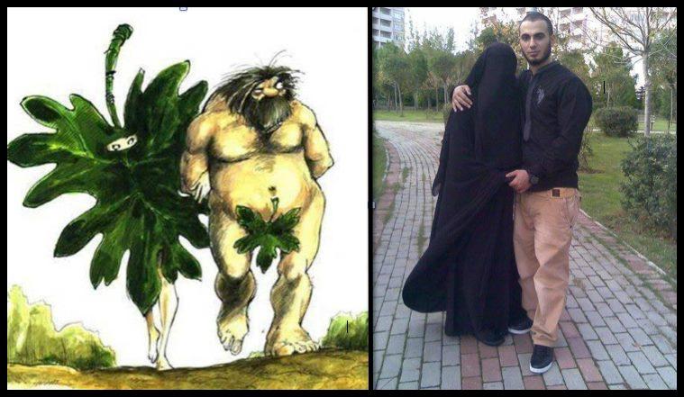 adam and eve islam