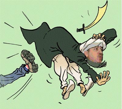 erdogan kicked out