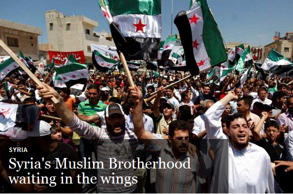 the syrian muslim brothers and iranian relationship