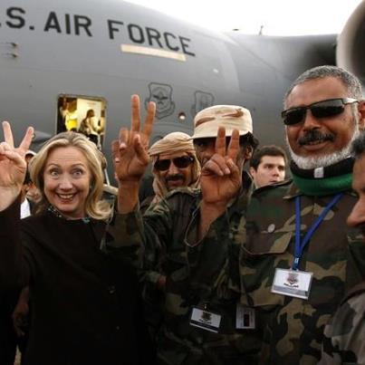 hillary and the hood -the libyan muslim brotherhood