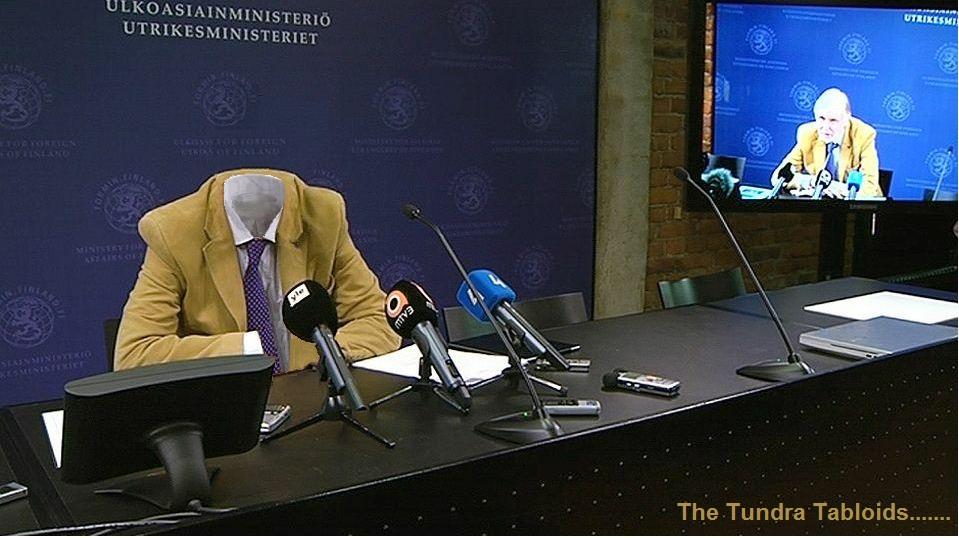 empty suit tuomioja