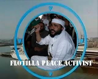 gaza flotilla peace activist