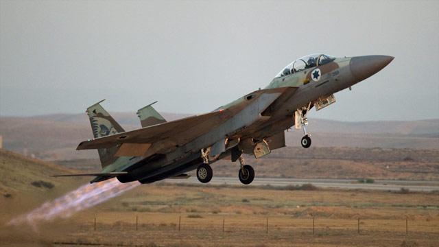 israeli IAF