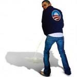 Obama+-+Peeing+On+America