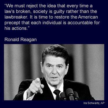 reagan on individual responsibility