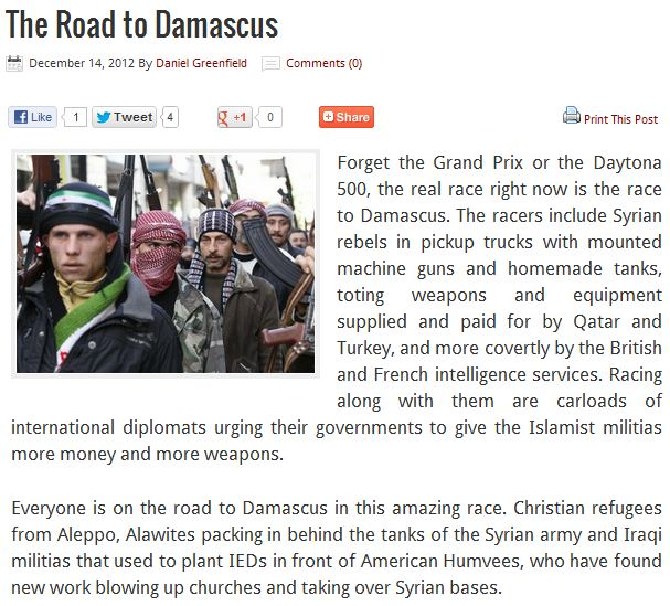 the road to damascus 14.12.2012