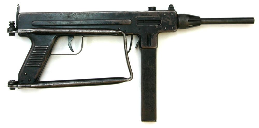 Danish 9mm Madsen 1950