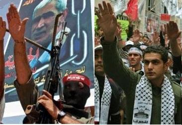 Hamas-Fatah nazis