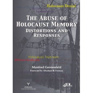abuse of holocaust memory