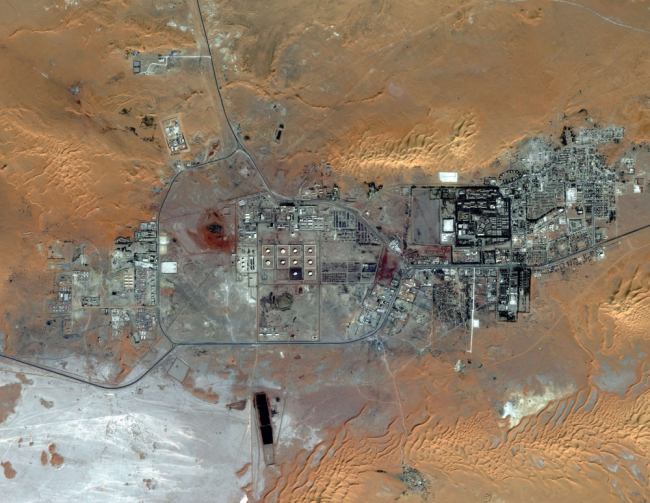 algerian chemical plant hostage crisis