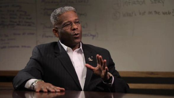 allen west on growing dependency society 29.1.2013