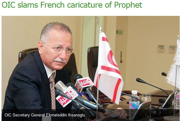oic slams france over mocomic book 5.1.2013