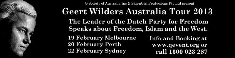 wilders in australia 2013