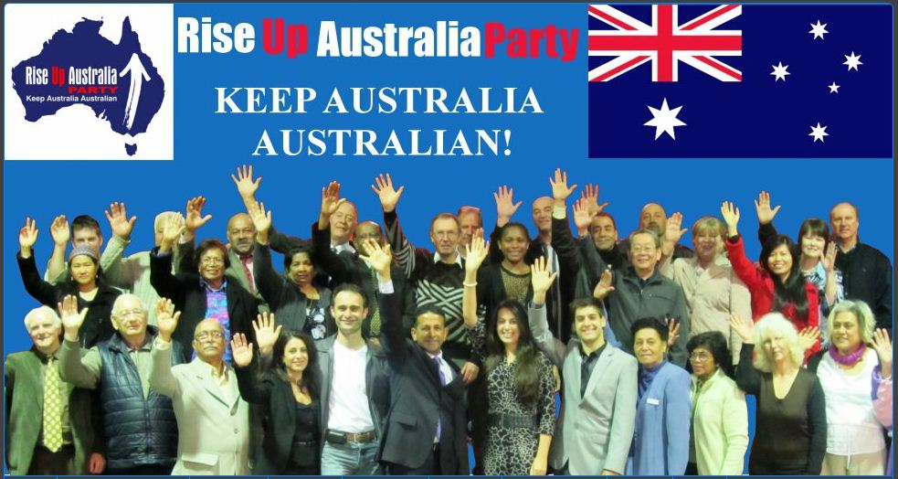 RISE UP AUSTRALIA 12.2.2013