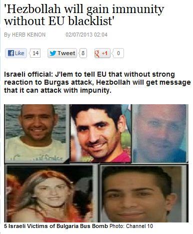 heznazis gain immunity without eu blacklist 7.2.2013
