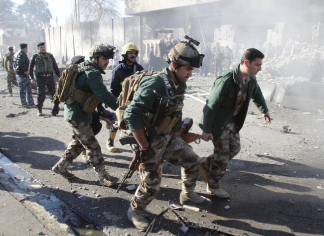 kirkuk irak blast 3.2.2013