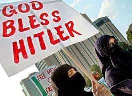 muslima loves hitler