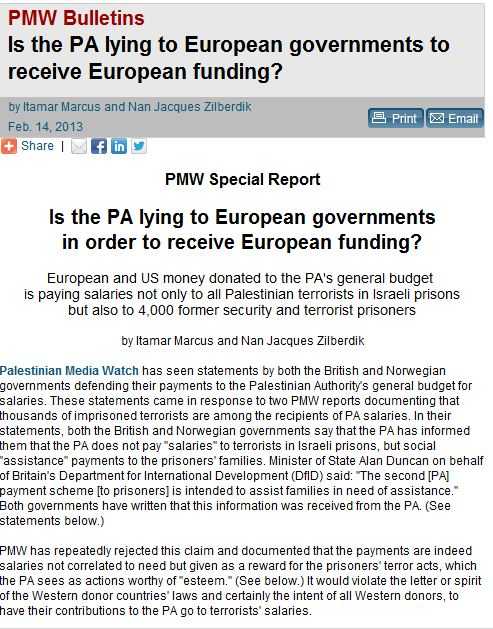 pa lying to europeans 14.2.2013