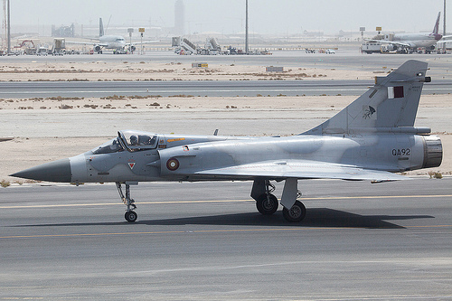 qatar air force