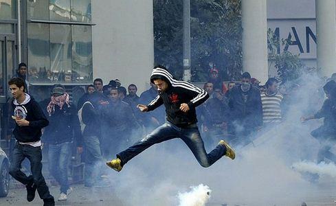 tunisia violence 7.2.2013