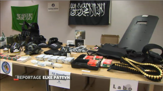 algerian weapons tard pad