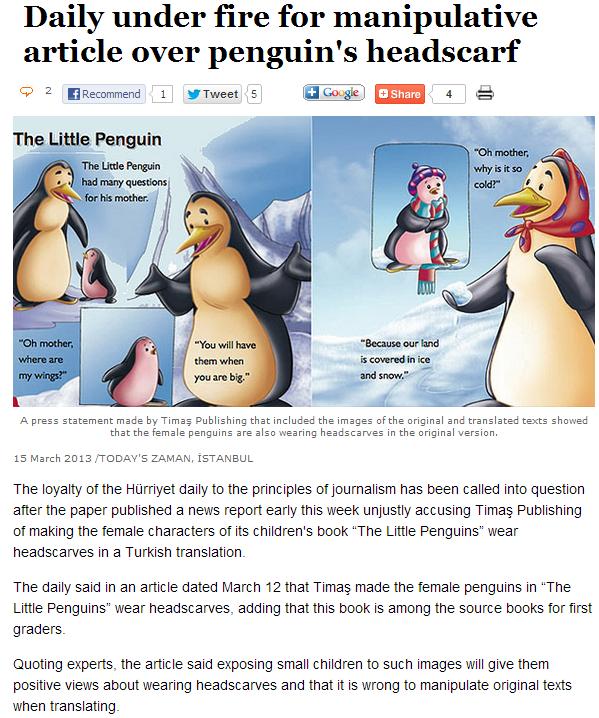 hijab penguin